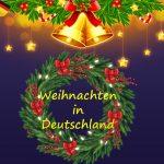 Рождество в Германии!!!